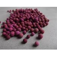 Cheap KMnO4 Potassium Permanganate Activated Alumina For Hydrogen Sulfide Absorber wholesale