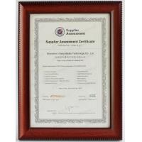 Shenzhen Videoinfolder Technology Co., Ltd. Certifications