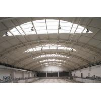 China Portal Frame And Truss Structure Industrial Steel Buildings Design And Fabrication on sale