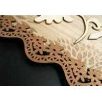 Cheap Laser cutting wood acrylic cardboard 3D model wholesale