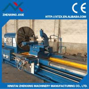 6 ton High Rigidity Heavy Duty Horizontal Lathe