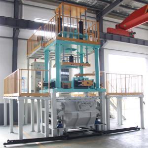 Cheap Aluminum Alloy Wheel Casting Machine , Low Pressure Casting Machine 800 Kg Capacity wholesale