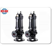 Cheap Sewage Centrifugal Submersible Diesel Pump Electrical Motor Driven 380V 220V wholesale