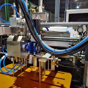 Cheap Automatic Intelligent Jewelry Rigid Box Making Line Production speed: 35-45pcs/min wholesale