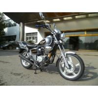 Cheap Honda TH100CC Motorcycle Motorbike Motor 4 Stroke 100cc Two Wheel Drive Motorcycles , Air Cooled Traditional Motorbike wholesale