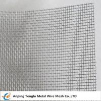 "Cheap Aluminum Security Screen|18x16 mesh,0.011""diameter Wire Mesh for Window/Door wholesale"