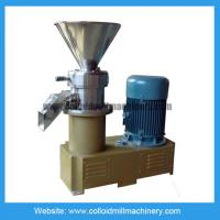 Cheap 50-100 kg/hour Peanut Butter making machine colloid mill for sale