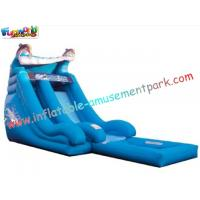 Cheap Child, Toddler Outside Toys Outdoor Inflatable Water Slides for home, commercial use wholesale