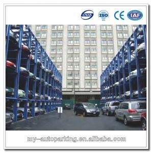 Three Storey Car Parking System Parking Post Parking Lift China