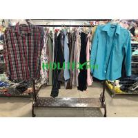 Cheap Comfortable Mens Used Clothing Japanese Style Second Hand Mens Long Sleeve Shirts wholesale