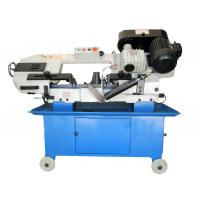 Cheap High Effeciency Horizontal Manual Clamping Metal Cutting Band Saw Machine wholesale