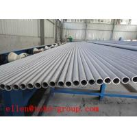 Cheap ASTM A312 A213 Cold Drawn Seamless Pipe , TP304 304L Stainless Steel Tubing wholesale