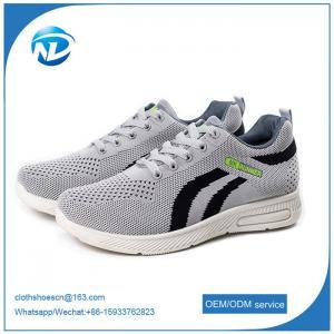 Cheap New Design Lace-up Men Shoes Sneakers EVA outsole OEM Shoes wholesale