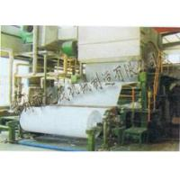 China 2880mm High Speed Tissue Paper Making Machine on sale