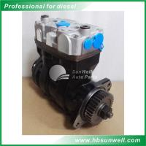 Cheap Cummins ISBE 6BT5.9 Diesel engine Air Compressor 3977147 3957727 4895964 4898081 for Kinglong Bus wholesale