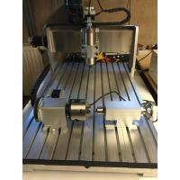 Cheap Wood Metal Engraving CNC 6040 4 Axis Router Machine / Small CNC 4 Axis Milling Machine wholesale