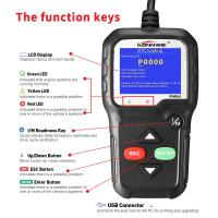 China Portable Car Computer Diagnostic Tool  Adapted To Windows XP - Windows 10 on sale