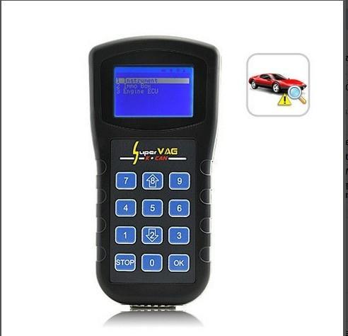 Quality Vw Audi Car Diagnostic Scanner / Diagnosis , Tools Super Vag K Can V4.8 for sale