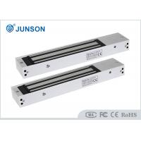 Cheap Normal Open Electromagnetic Lock 600lbs JS-280S Zinc Finishes For Access Control wholesale