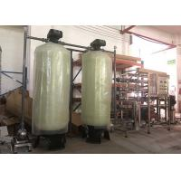 Cheap 2000 Liter RO Water Treatment Plant / Reverse Osmosis System Remove Bacteria wholesale