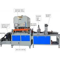 Cheap Robot Automatic Operation System Precision Die Cutting Machine wholesale