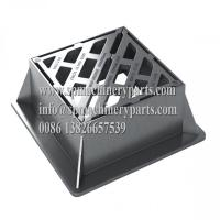 Quality Extra Heavy Duty Ductile Iron Manufactured BS EN124 Class E600 Gully Grating for sale