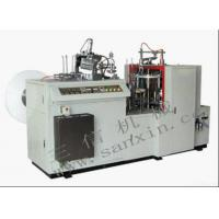 China Double Sides Pe Coated Paper Cup Machine on sale
