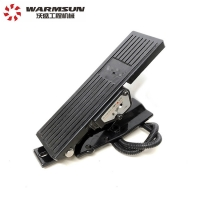 Buy cheap Truck Crane Parts 60053511 Weichai Pedal Electronic Throttle J-Ps0237b Weic from wholesalers