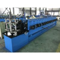 Cheap Wall panel structure Solar Roll Forming Machine 18.5KW 1.5 - 2.5mm wholesale