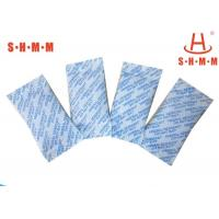 Cheap Natural Mineral Dry Packs Desiccant Tyvek Paper Packing , 25*50 Mm Size wholesale