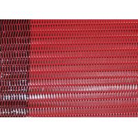 China Red Polyester Dryer Screen 3868 Minimum Loop For Paper Making Machine on sale