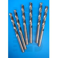 Buy cheap Fully Ground HSS HSSCo Jobber Drill Bit Bright and Black finished from wholesalers