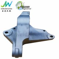 Cheap AL Die Cast Auto Parts , Diecast Aluminium Alloys Engine Mount Bracket wholesale