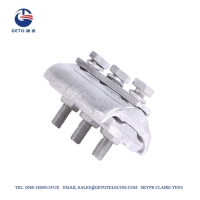 Cheap Forged Aluminum APG Parallel Groove Clamp wholesale