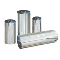 Cheap Silver , Aluminizing PET Film For Packing Decoration And Medicine wholesale