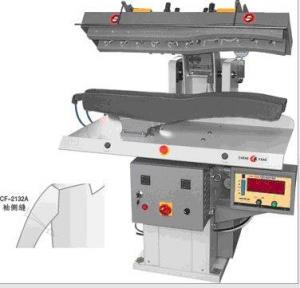 Cheap Automatic Side Seam Ironing Machinery Apparel Steamer wholesale