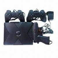 Cheap 8-Bit TV Game Player/Console with Joysticks and Games, Customized Logos and Designs are Accepted wholesale