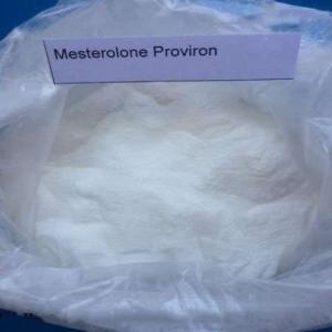 Cheap Legal Muscle Enhancement Pure Mesterolone Bodybuilder Supplement 1424-00-6 wholesale