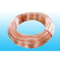 Cheap CE thickness 4.76mm copper coated bundy tube, copper plating tube, bundy steel tube for Gas Pipe wholesale