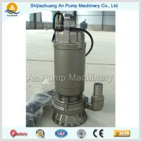 Cheap hot sales stainless steel impeller submersible sewage pump wholesale