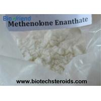 Cheap Pharmaceutical Nandrolone Steroid CAS No. 303-42-4 Methenolone Enanthate wholesale