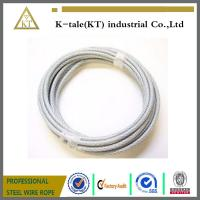 Cheap Wire Rope and Aircraft Cable/PVC coated steel wire rope wholesale