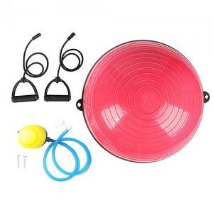 Cheap Sport Gym Half Balance Ball Trainer Slip Resistance 100% PVC Material wholesale