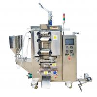 Cheap High Speed Shampoo Packing Machine With SUS304 Material , Electric Driven Type wholesale