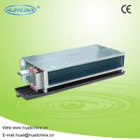 Cheap High Efficiency Horizontal Fan Coil Unit Concealed Installation 220V / 1PH / 50HZ wholesale