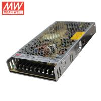 Cheap MEANWell 200W 5V 40A Ultra Thin waterproof led power supply for SMD DIP LED Module full color wholesale