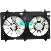 Cheap High Performance Honda Accord Car Radiator Cooling Fan Assembly Replacement wholesale