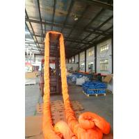 Buy cheap 100T heavy duty round sling, According to JB/T 8521, EN1492-2 , AS4497 , CE, GS from wholesalers