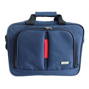 Cheap Shoulder Laptop Computer Carry BagsBriefcase Durable 2 Compartments Outside wholesale