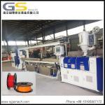 Cheap 15-30kg/H Capacity 3d Printer Filament Making Machine PLC Control System wholesale